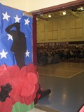 Student-led Armed Forces Day Ceremony image