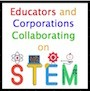 Educators and Corporations Collaborating on STEM image
