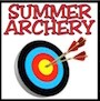 Summer Archery with clip of bullseye