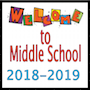 Welcome to Middle School 2018-2019