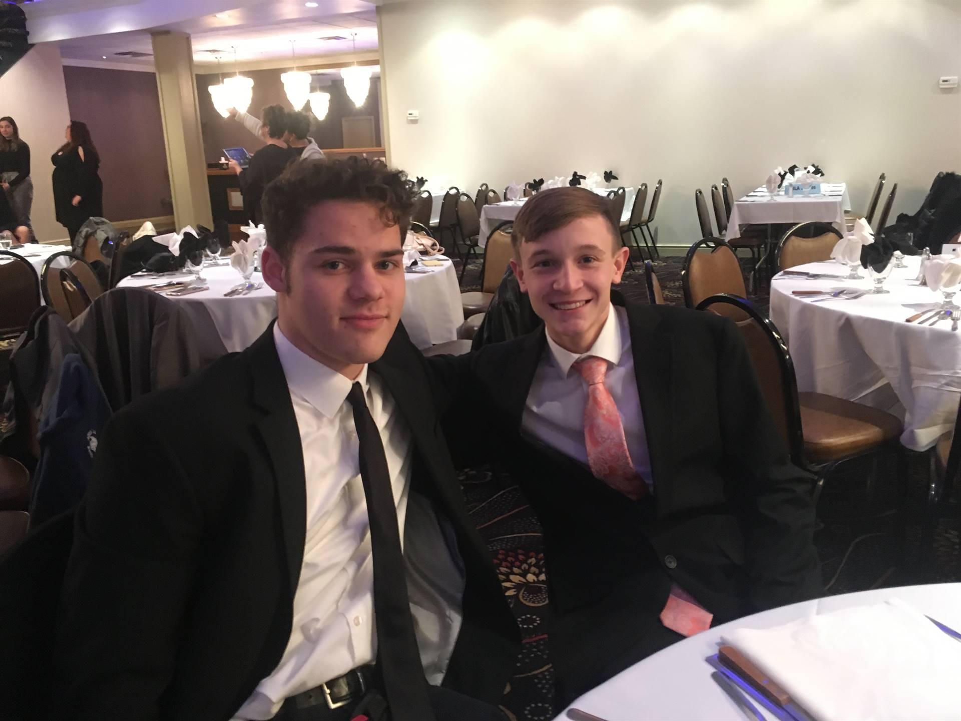 Ian and Ben
