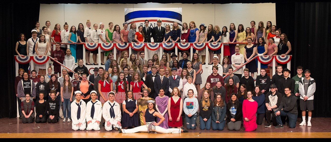 Full Cast of Anything Goes