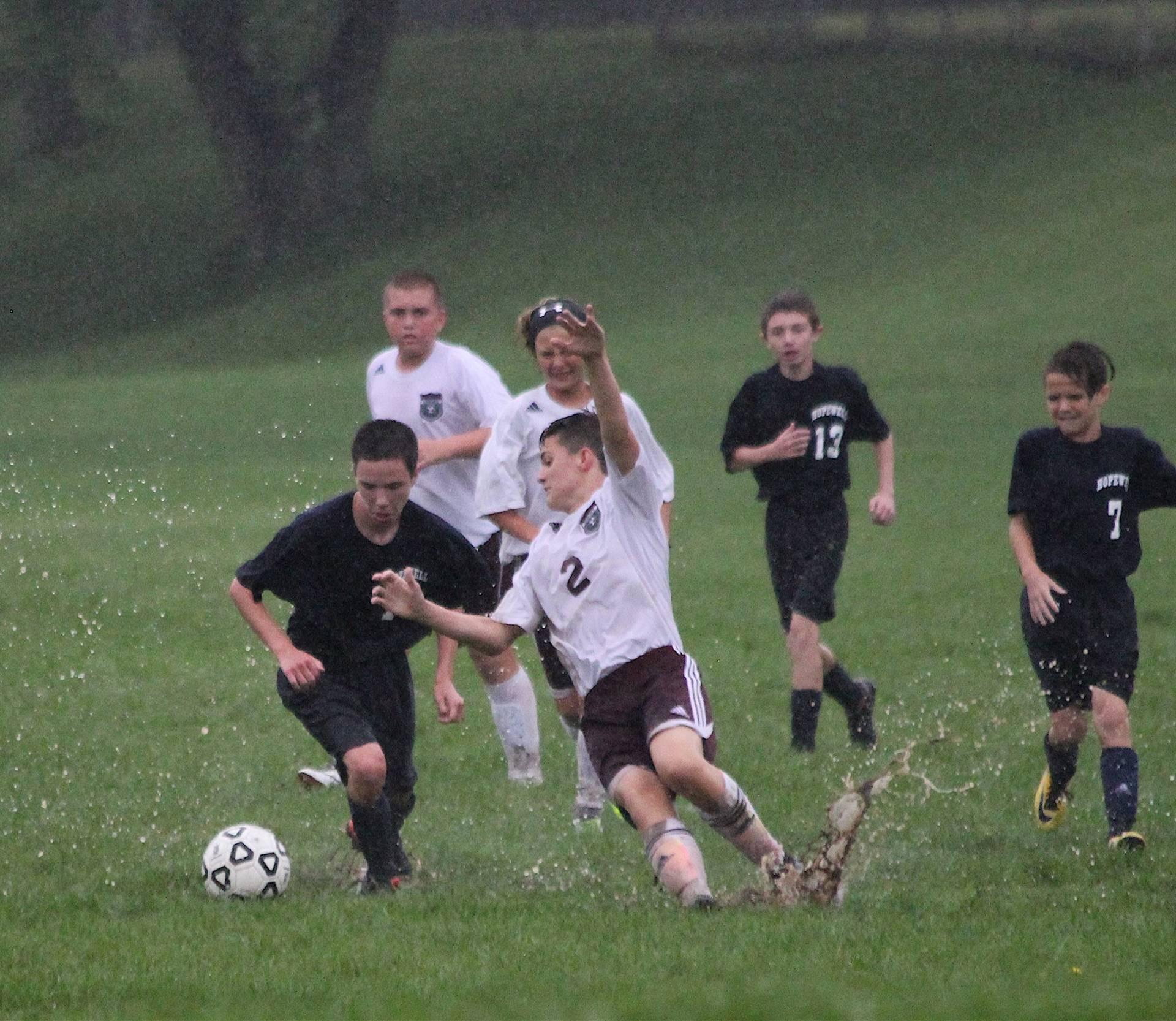 MS Boy's Soccer