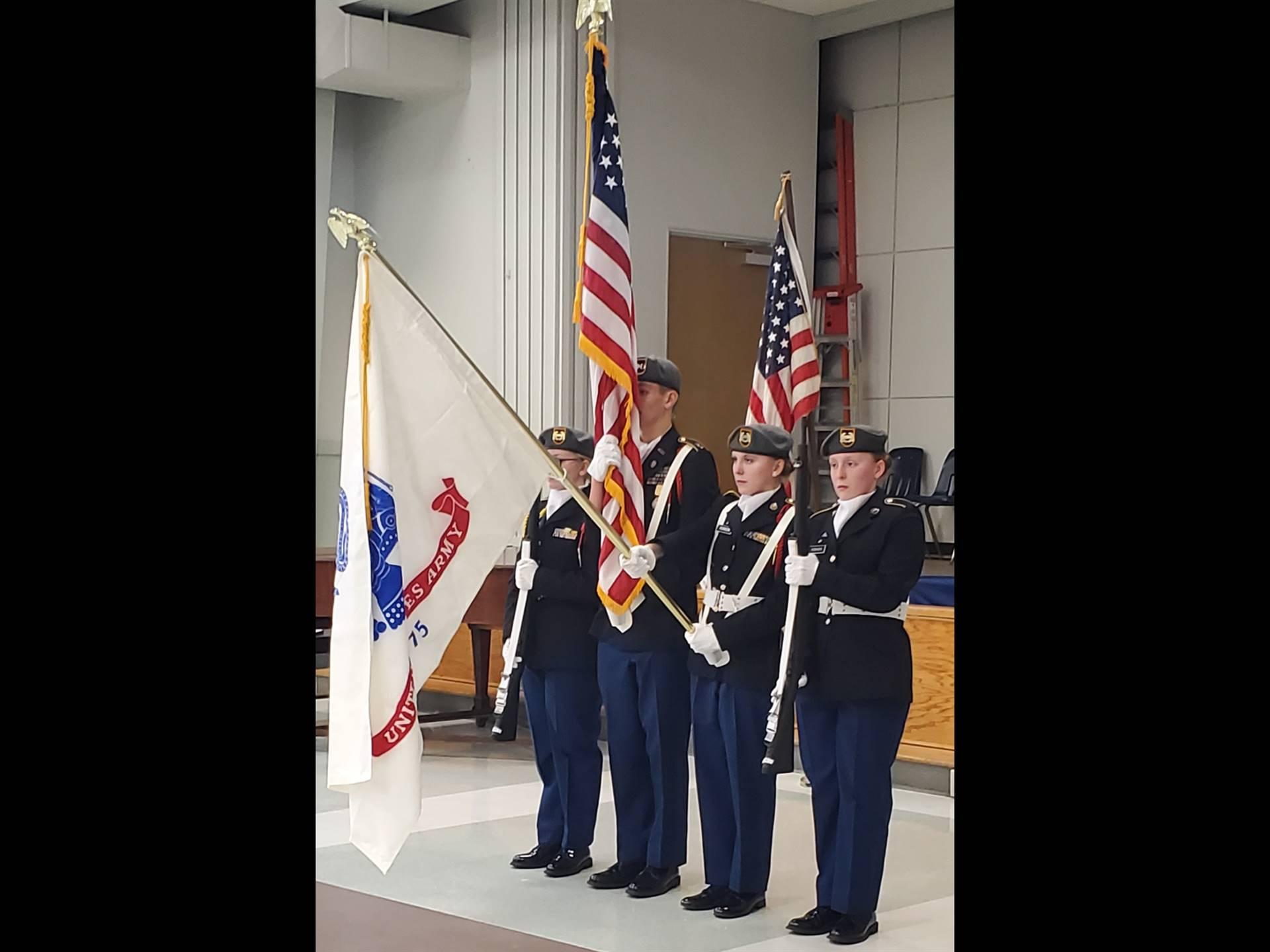 Veterans Day at Dutch Ridge
