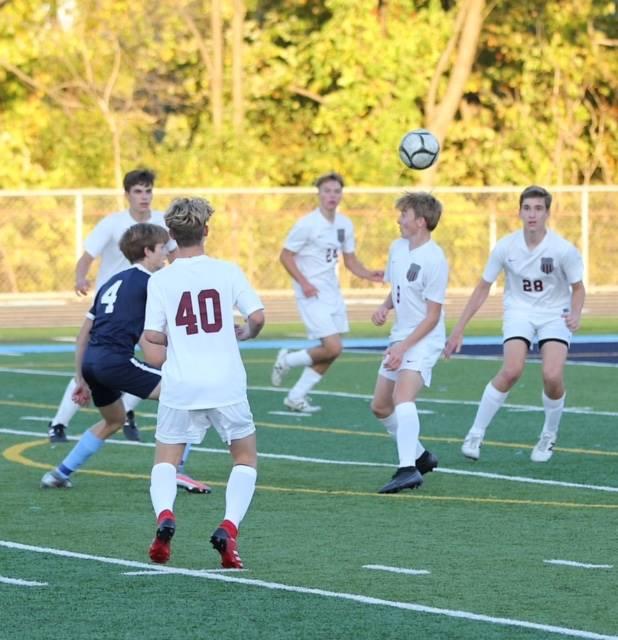 JV Boy's Soccer