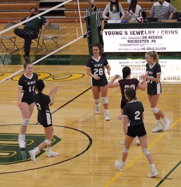 JV Volleyball 20-21