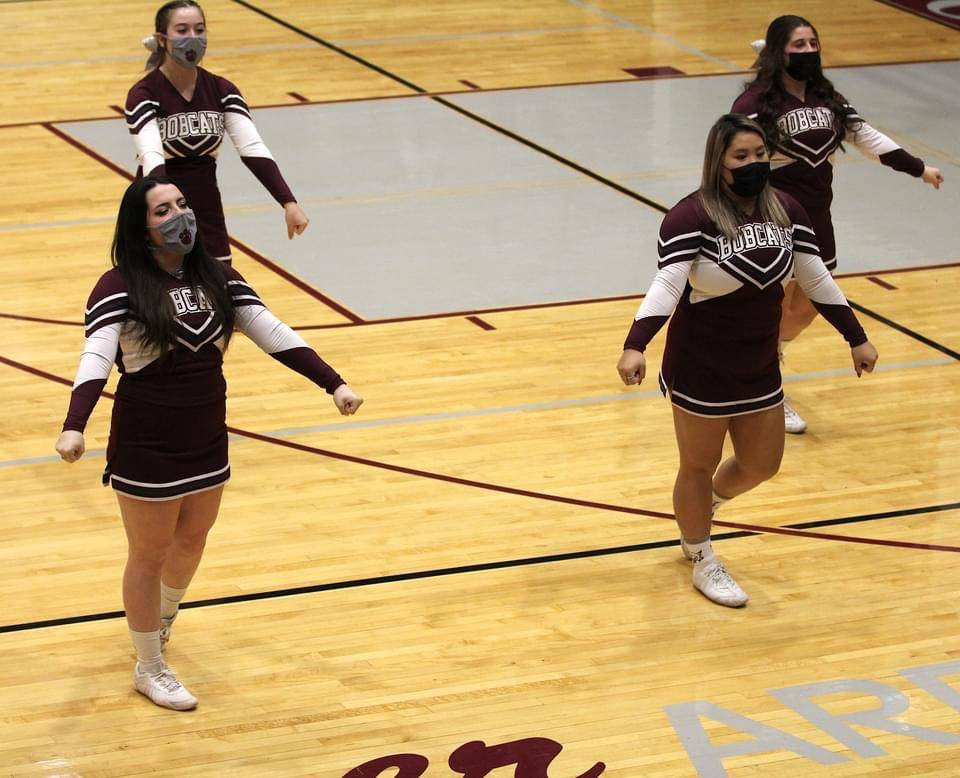 Varsity Cheering