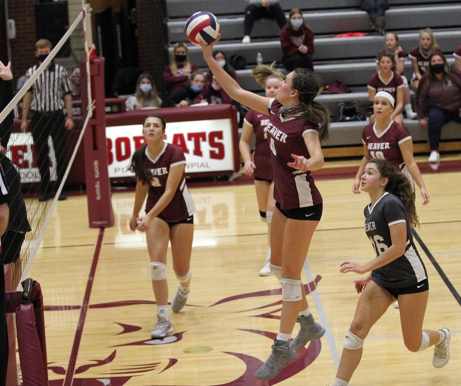 Varsity Girl's Volleyball 20-21