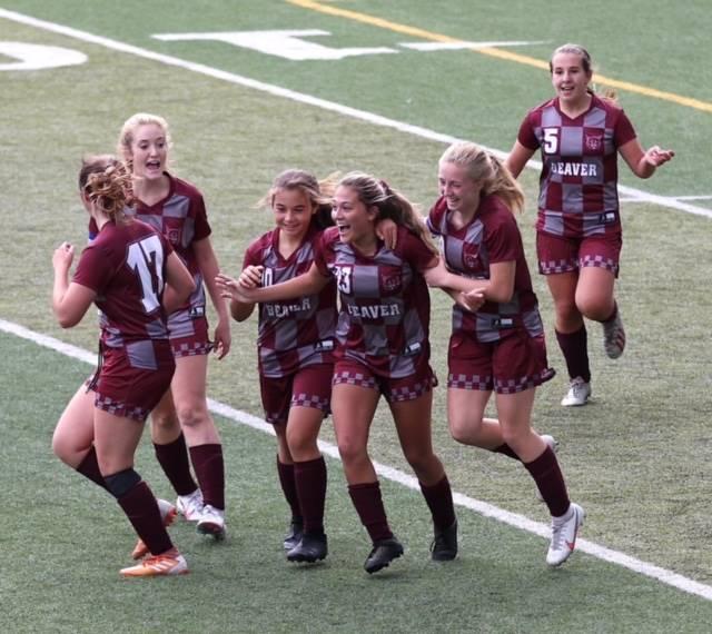 Varsity Girl's Soccer 20-21