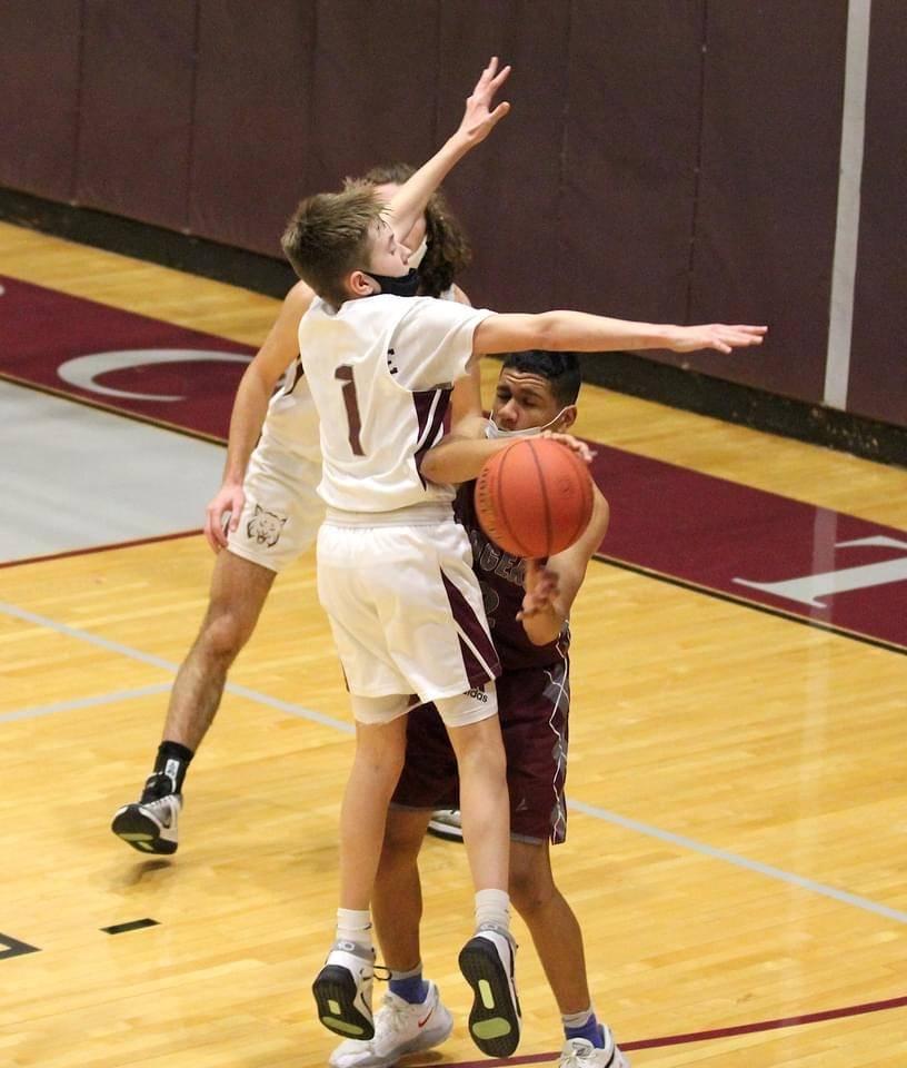 Varsity Boy's Basketball 20-21